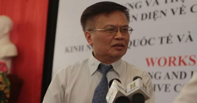 """TS. Nguyễn Đình Cung: """"Các Bộ đâu dễ lấy đá tự ghè chân mình"""""""