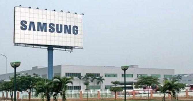 """Đề xuất """"khu chế xuất riêng biệt"""" của Samsung Display Việt Nam bị từ chối"""