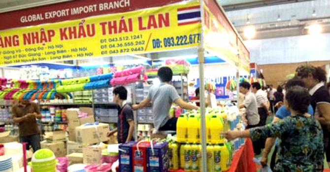 """Thị trường 24h: Hàng Thái """"lấy lòng"""" người Việt qua hội chợ"""
