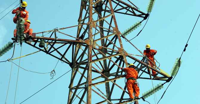 Điện được cung ứng đủ dù nhu cầu tăng mạnh