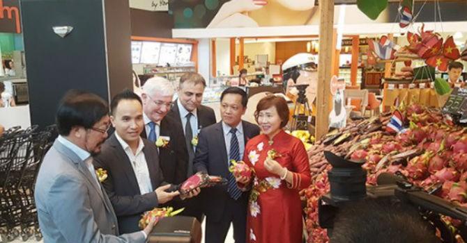 """Bộ trưởng Thương mại Thái Lan: """"Tôi đã thử cà phê Việt Nam, nó rất ngon"""""""