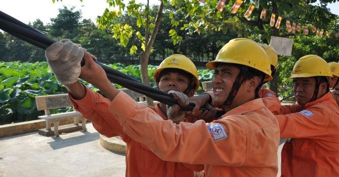 EVN đảm bảo cung ứng điện trong kỳ họp Quốc hội