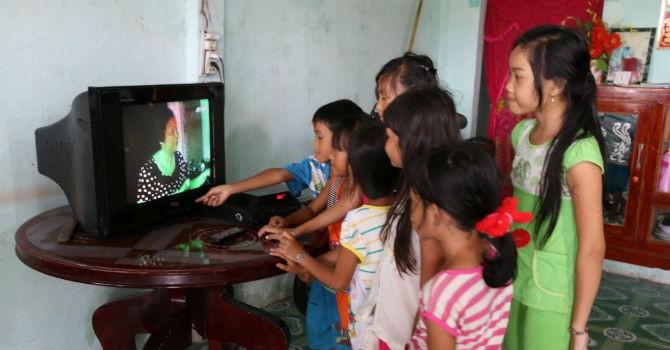 Sóc Trăng: Trên 97% hộ đồng bào Khmer có điện lưới quốc gia