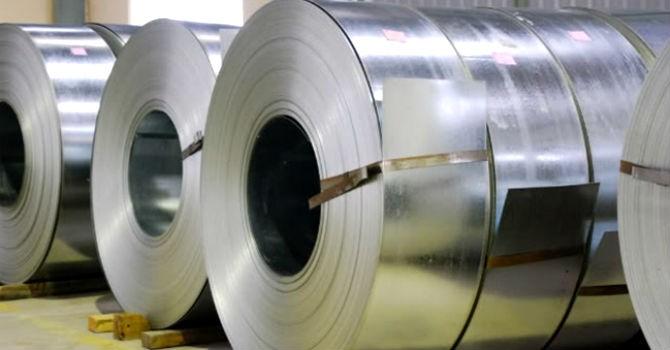 Thuế chống bán phá giá thép mạ nhập từ Trung Quốc lên tới 38,34%