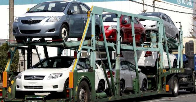 """Quyết """"trói chặt"""" hơn quy định nhập khẩu ô tô?"""