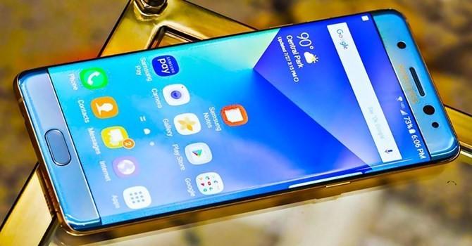 """Thị trường 24: """"Lập tức ngừng sử dụng Samsung Galaxy Note 7 để đổi sản phẩm mới"""""""
