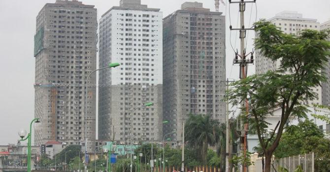 Kỳ 3 - Khu đô thị Đại Thanh: Phê duyệt 29 tầng, chủ đầu tư xây tới 32 tầng