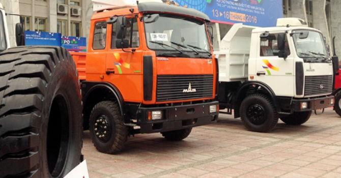 Doanh nghiệp ô tô Nga, Belarus gấp rút thành lập liên doanh tại Việt Nam