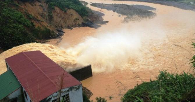 Vụ thuỷ điện Hố Hô xả lũ: Quy trình xả lũ hồ chứa chưa đảm bảo