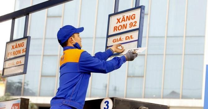 Hôm nay giá xăng có thể tăng mạnh?