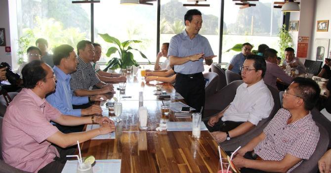 Quảng Ninh: Cà phê Doanh nhân hỗ trợ pháp lý cho doanh nghiệp