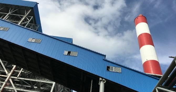 Nhà máy nhiệt điện Duyên Hải 1 mở cửa để người dân giám sát