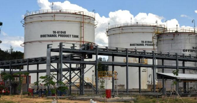 """Hàng loạt sai phạm tại nhà máy Ethanol  Dung Quất nghìn tỷ đã """"đắp chiếu"""""""
