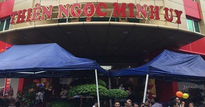 Lập Tổ Công tác theo dõi quá trình chấm dứt hoạt động đa cấp Thiên Ngọc Minh Uy