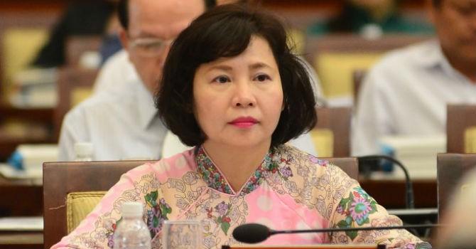 Hết thời gian nghỉ phép bà Hồ Thị Kim Thoa vẫn chưa đến Bộ Công Thương