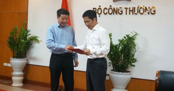 Bộ Công Thương thay lãnh đạo Vụ Tổ chức cán bộ sau hơn 1 năm