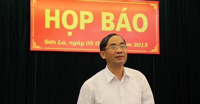 UBND tỉnh Sơn La họp báo: Kinh phí xây tượng đài khoảng 200 tỷ đồng