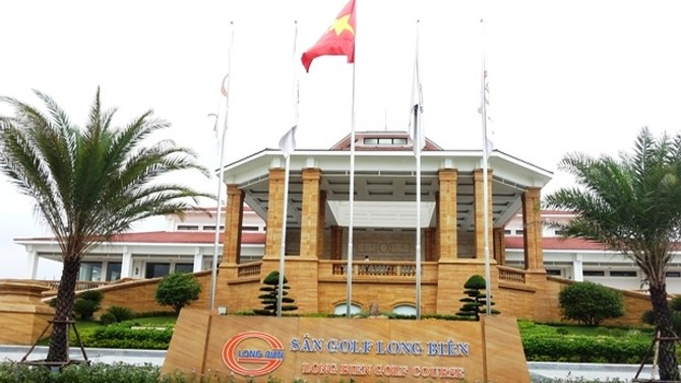 Cận cảnh sai phạm tại sân golf Long Biên