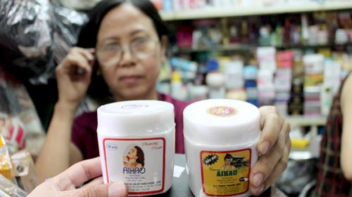 Hải quan Quảng Ninh tạm giữ gần 8.000 mỹ phẩm nhập lậu các loại