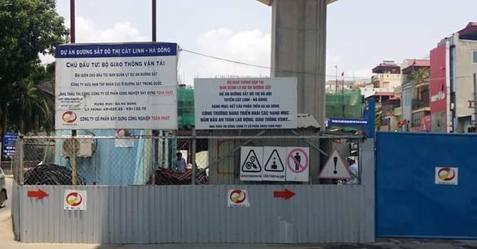 Sự cố đường sắt trên cao: Kỷ luật chỉ huy, giám sát công trường