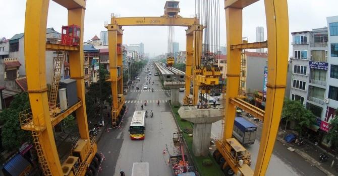 Đường sắt Cát Linh – Hà Đông: Tháng 10 phải xong nhà ga mẫu La Khê