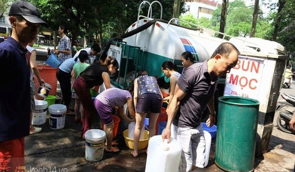 Giá nước sinh hoạt sẽ tăng vọt từ 1/10