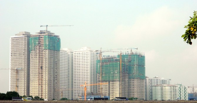 """Quy hoạch khu đô thị Linh Đàm đang bị """"băm nát""""?"""