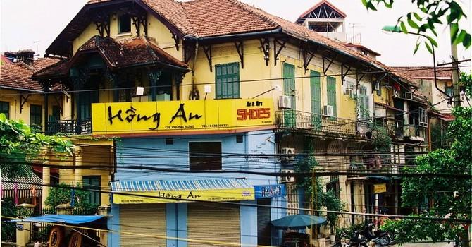 """""""Báo động"""" việc sử dụng biệt thự cũ ở Hà Nội"""