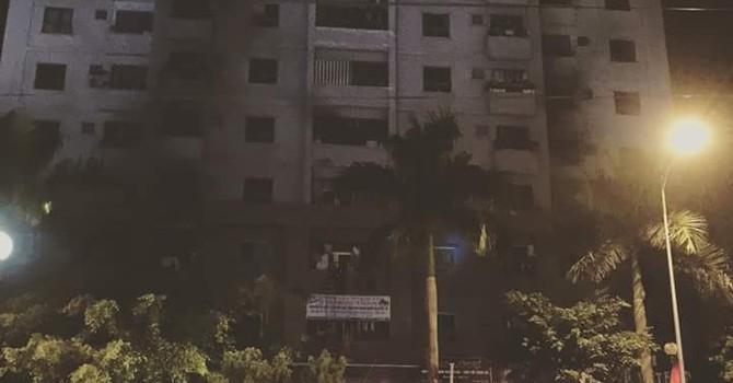 Hà Nội: Cháy lớn tại khu đô thị Xa La