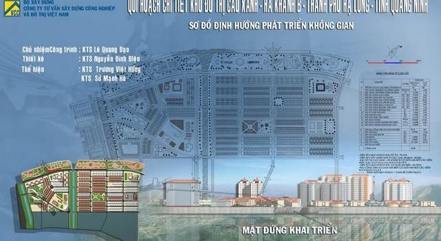 """HACC1 """"dính"""" sai phạm tại dự án Cao Xanh - Hà Khánh B"""