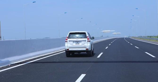 Cuối tháng 11  thi công xong toàn tuyến cao tốc Hà Nội - Hải Phòng
