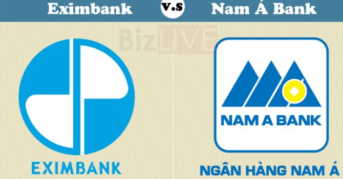 Eximbank được gì nếu hợp nhất với Nam A Bank?