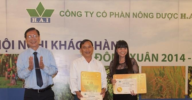 """HAI: Mục tiêu top 3 trong ngành thuốc bảo vệ thực vật có """"quá sức""""?"""