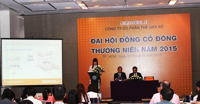 DigiWorld đặt kế hoạch lãi 160 tỷ, lên sàn trong tháng 8