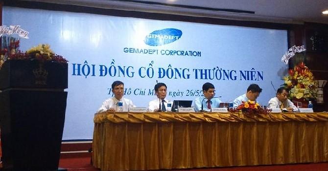 Gemadept sẽ rút khỏi bất động sản, hợp tác với Minh Phú