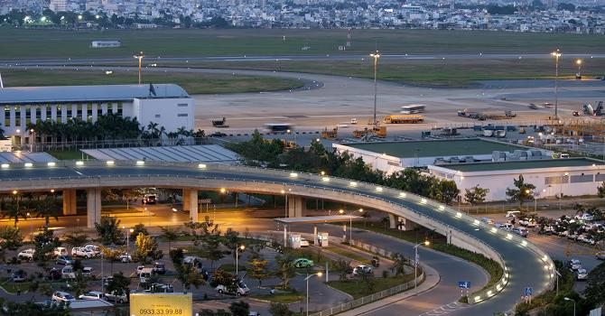 Địa ốc Hòa Bình trúng gói thầu 600 tỷ mở rộng Nhà ga Quốc tế T2 – Tân Sơn Nhất
