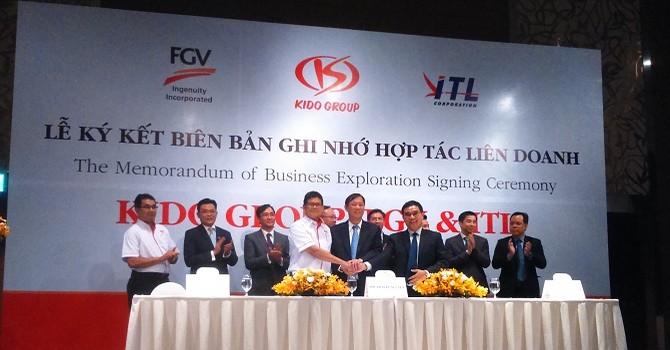 Kido Group muốn sản xuất dầu cọ tại Việt Nam