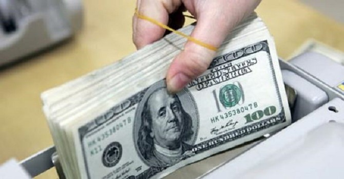 Lực mua USD tăng mạnh sau điều chỉnh tỷ giá USD/VND