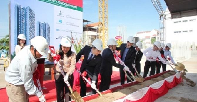 Địa ốc Hòa Bình trúng thầu dự án biệt thự hơn 380 tỷ đồng