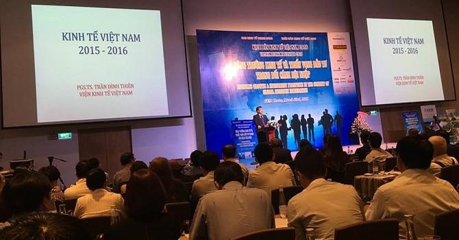 PGS. TS. Trần Đình Thiên: Thật nghiêm trọng nếu hội nhập với cấu trúc kinh tế phụ thuộc vào FDI