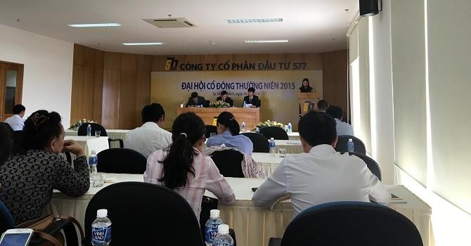 ĐHĐCĐ NBB: Việc CII tham gia vào NBB sẽ tạm gác lại đến đầu năm 2017