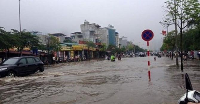 Mỗi năm Hà Nội chi bao nhiêu ngân sách cho dự án thoát nước?