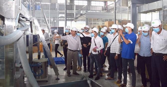 Quý IV nhà máy HAI Long An sản xuất toàn bộ các sản phẩm thuốc BVTV cho công ty