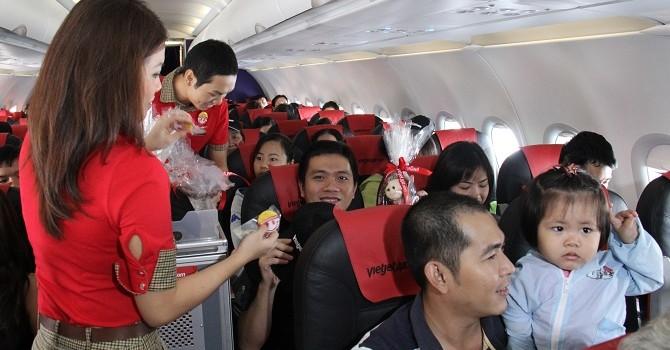 Vietjet Air dự kiến phải chi hơn 110 tỷ đồng để phát hành thêm gần 22,4 triệu cổ phần