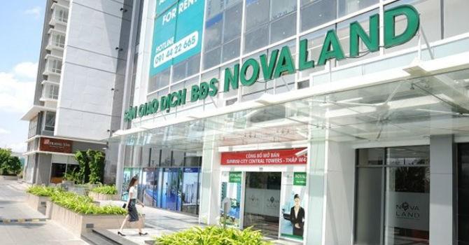 Novaland: Quý III thông qua góp 2.530 tỷ đồng vào 4 công ty bất động sản