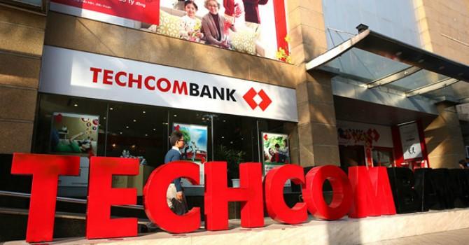 Techcombank: Ngày 10/10 chốt danh sách thực hiện quyền mua 70 triệu cổ phiếu phát hành thêm