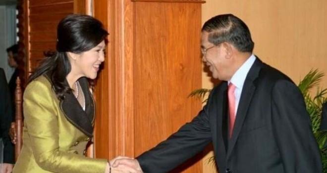 Campuchia nói gì về việc bà Yingluck muốn đặt chính phủ lưu vong?