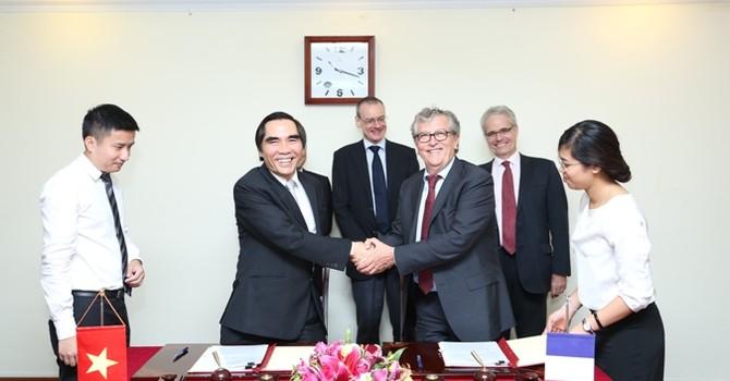 Năm 2014, Pháp dự kiến tài trợ cho Việt Nam 113 triệu Euro