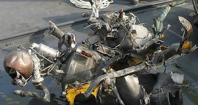Bình Thuận: Trục vớt thiết bị nghi là động cơ máy bay