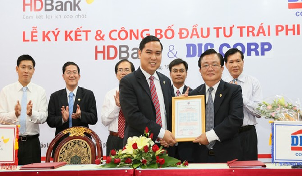 HDBank sẽ phát hành 1.400 tỷ đồng trái phiếu trong tháng 6